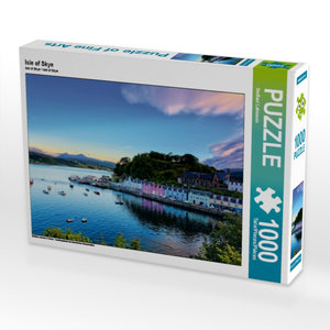 Isle of Skye 1000 Teile Puzzle quer