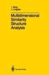 Multidimensional Similarity Structure Analysis
