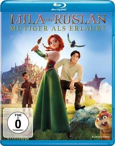 Mila & Ruslan, 1 Blu-ray