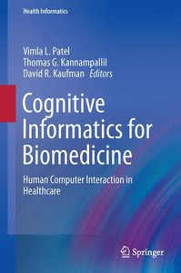 Cognitive Informatics for Biomedicine