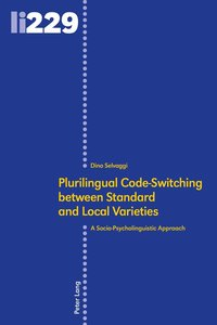 Plurilingual Code-Switching between Standard and Local Varieties