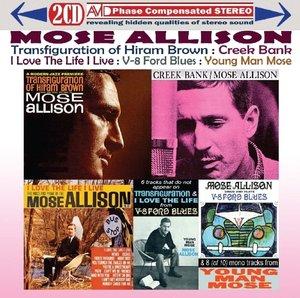 Allison-Four Classic Albums