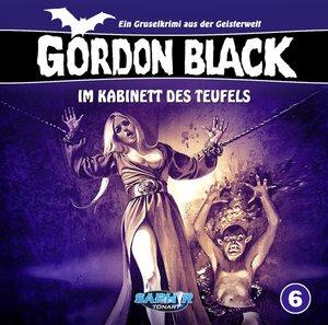 Gordon Black 06: Im Kabinett des Teufels