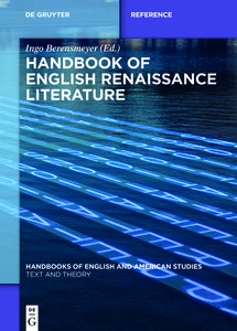 Handbook of English Renaissance Literature