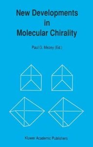 New Developments in Molecular Chirality