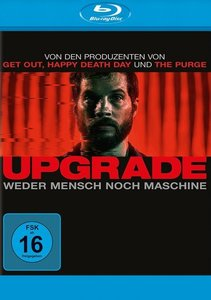 Upgrade, 1 Blu-ray