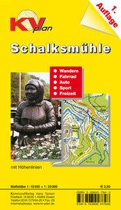 Schalksmühle 1 : 12 500
