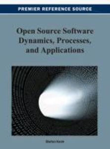 Open Source Software Dynamics, Processes, and Applications