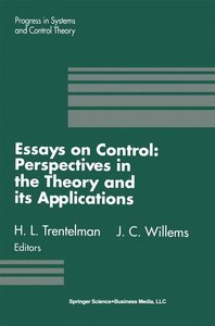 Essays on Control