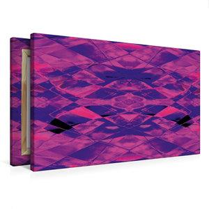 Premium Textil-Leinwand 75 cm x 50 cm quer Echo