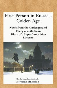 First-Person in Russia's Golden Age