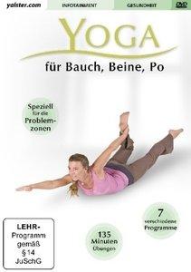 Yoga - Bauch, Beine, Po