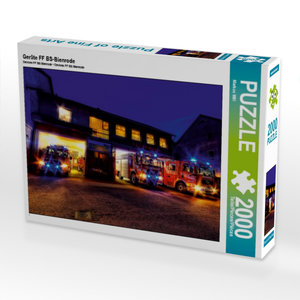 Geräte FF BS-Bienrode 2000 Teile Puzzle quer
