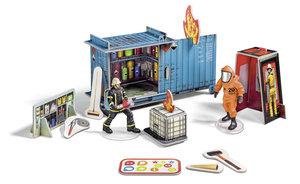 tiptoi® Spielwelt Feuerwehr: Sondereinsatz