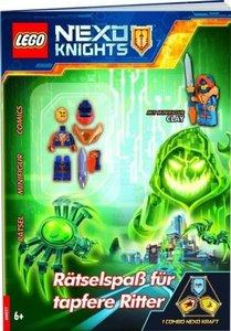 LEGO® NEXO KNIGHTS(TM) - Rätselspaß für tapfere Ritter