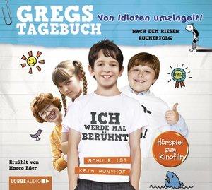 Gregs Film-Tagebuch 1 - Von Idioten umzingelt!