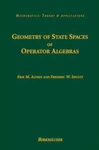 Geometry of State Spaces of Operator Algebras