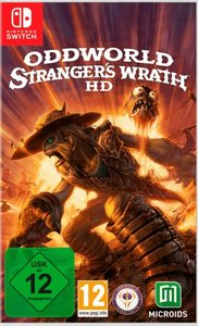 Oddworld Stranger\'s Wrath HD, 1 Nintendo Switch-Spiel