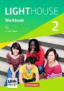 English G LIGHTHOUSE 02: 6. Schuljahr. Workbook mit CD-ROM (e-Wo