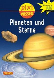 Pixi Wissen, Band 10: VE 5 Planeten und Sterne