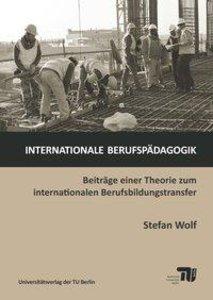 Internationale Berufspädagogik