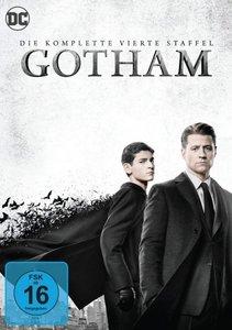 Gotham: Die komplette 4. Staffel (5 Discs). Staffel.4, 5 DVD