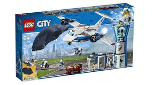City Polizei Fliegerstützpunkt