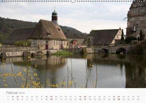 Wunderschönes Weserbergland (Wandkalender 2019 DIN A2 quer)
