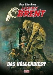 Dan Shockers Larry Brent - Das Höllenbiest