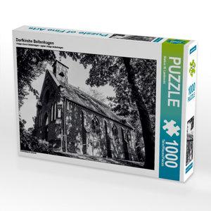 Dorfkirche Boltenhagen 1000 Teile Puzzle quer