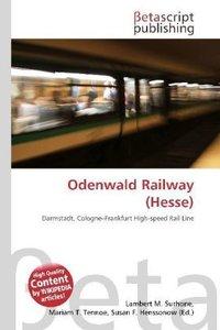 Odenwald Railway (Hesse)