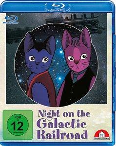 Night On The Galactic Railroad - Blu-ray