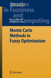 Monte Carlo Methods in Fuzzy Optimization