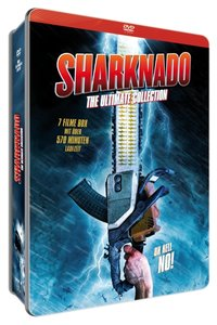 Sharknado-Ultimate Collection Metallbox (3 DVDS)
