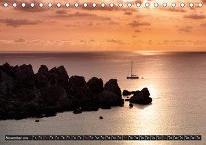 Malta (Tischkalender 2019 DIN A5 quer)
