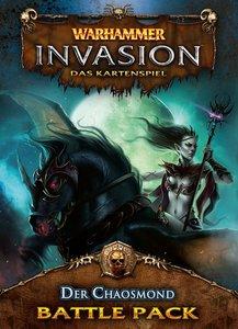 Asmodee FFGD2102 - Warhammer Invasion: Der Chaosmond, Battle Pac