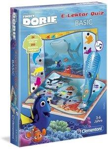 E-Lektor Quiz Basic (Kinderspiel), Findet Dorie