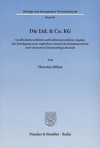 Die Ltd. & Co. KG