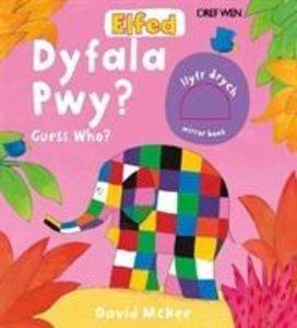 Dyfala Pwy?/Guess Who?
