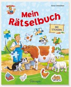 Bauer Bolle Mein Rätselbuch