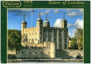 Tower of London - 500 Teile Puzzle