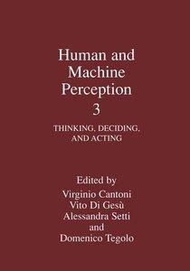 Human and Machine Perception 3