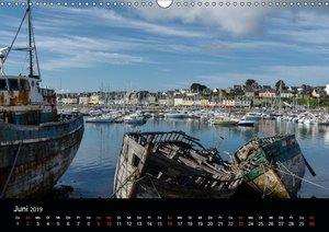 Bretonische Träume (Wandkalender 2019 DIN A3 quer)