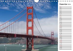 USA - faszinierender Südwesten (Wandkalender 2019 DIN A4 quer)