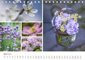 Ein Garten, der zum Verweilen einlädt (Tischkalender 2019 DIN A5