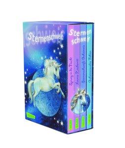 Sternenschweif: Sternenschweif-Schuber. 4 Bände