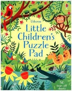 Little Children\'s Puzzle Pad