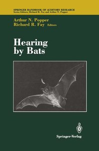 Hearing by Bats