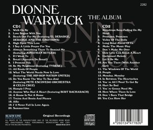 Dionne Warwick - The Album