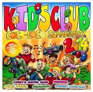 Kids Club/Coco Loco Sommerparty 2014